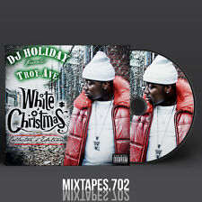 Troy Ave - White Christmas Mixtape (Artwork CD/Front/Back Cover)
