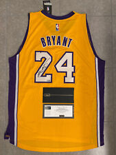 Kobe Bryant Signed Autographed Official Adidas Swingman Jersey Nwt Lakers Panini