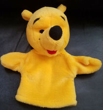 "Mattel Winnie the Pooh Hand Puppet stuffed/plush - 8"""