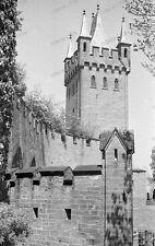 Negativo-Castello austro-Hechingen-ARCHITETTURA - 1930er anni - 6