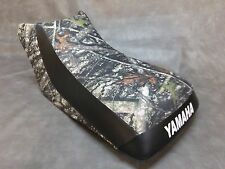 Yamaha Timberwolf 250 Seat Cover  in 2-TONE CONCEAL & BLACK or 25 colors (ST/A)