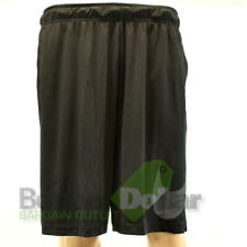 Nike 905569-010 Men's Big Swoosh Basketball Training Shorts Black (X-Large)
