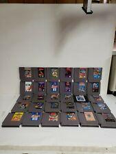 Nintendo Nes Game Lot (30 Games Total)