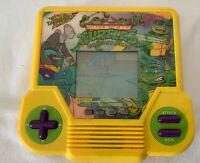 Teenage Mutant Ninja Turtles Dimension X Electronic Game Vintage 1995 No Sound