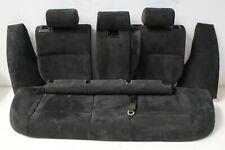 BMW 3er E46 Touring M Technik Rücksitzbank Sitze hinten Anthrazit Alcantara
