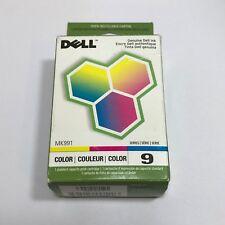 New Sealed Genuine OEM Dell Color Ink Cartridge Series 9 MK991 926 V305