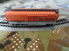 Bachmann N Scale Rio Grande D&RGW 60066 Box Car