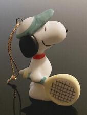 Vintage Snoopy (Peanuts) Christmas Ornament - 1980s