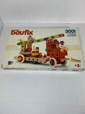 Rare Vintage Lorenz Baufix 3001 Contruction Set( Incomplete)