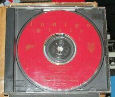 INDIGO GIRLS - Amy Ray - CD - PROMO - 1989 - Get Together - HOLIDAY GREETINGS