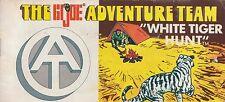 Vintage & Original Hasbro G.I. Joe White Tiger Hunt Comic Book