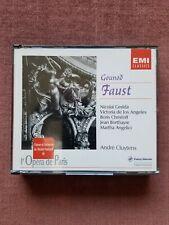 Gounod: Faust i'Opera de Paris 3CD Set Like New
