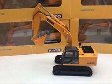 Kato HD820 Excavator Metal Tracks Exact 1/40 Scale Die-Cast Model