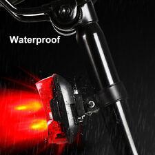LED Fanale Posteriore Flash Luce per Bici MTB Bicicletta Ciclismo Impermeabile