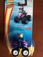 Nickelodeon Blaze and the Monster Machines Mini Gabby ATV Truck New