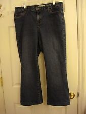 Women's L.A. Blues Yellow Tag Boot Cut Stretch Denim Jeans Size Rodeo 3 Short