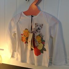BNWT STELLA McCARTNEY KIDS Baby Girl's Top Size 12M RRP £45