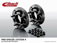 Eibach Spurverbreiterung schwarz 40mm System 4 Kia Sportage (QL-QLE, ab 09.15)