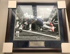 Sony Michel Patriots Signed/Autographed Super Bowl 16x20 Photo Framed Coa