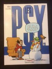 BD LES PSY -  N°11 - DUPUIS- 2003-  BD31