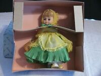 Madame Alexander Doll - Daffy Down Dilly # 429  Includes Original Box and Stand