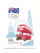 Austraia-Olympics 2012 london Bus mnh self adhesive 3792