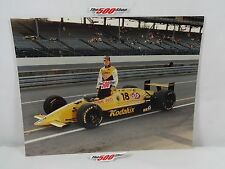 Jimmy Vasser 1993 Indianapolis 500 Qualifying Photo Pictures Hayhoe Racing