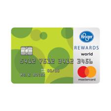 Authorized User Tradeline Kroger 1-2-3 Rewards Credit Card US Bank Boost Credit