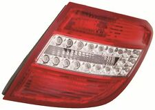 Mercedes C Class 2008-2011 Estate Clear LED Rear Tail Light O/S Drivers Right