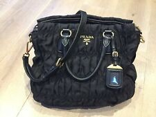 Prada Napa Gaufre Tote Small Bag