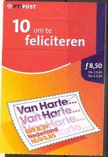 Nederland PZB  71   Postfris.  Uitgegeven    september 2001