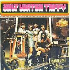 THE SALT WATER TAFFY - FINDERS KEEPERS (NEW CD)