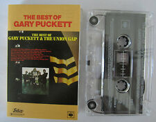 GARY PUCKETT THE BEST OF GARY PUCKETT AND THE UNION GAP OZ RELEASE CASSETTE TAPE