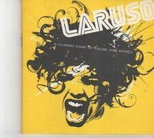 (DW710) Laruso, A Classic Case Of Cause And Effect - 2009 CD