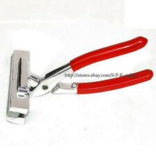 Durable Canvas Plier For Stretching Oil Paint Canvas Red a beneficial tool