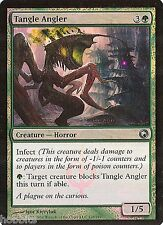 MTG - Scars of Mirrodin - Tangle Angler - Foil - NM