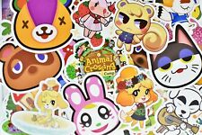 50 Animal Crossing New Horizons Vinyl Stickers for Hydro Flask Car Bumper Laptop