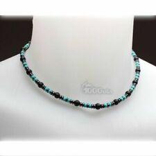 Colliers et pendentifs de perles en acier inoxydable
