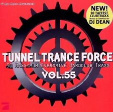 Tunnel transe force vol.55 * New 2cd's * NOUVEAU *