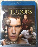 The Tudors Complete 1st Season 3-Disc Set Blu Ray! Factory Sealed, Ship Tomorrow