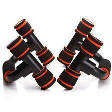2X Exercise Fitness Workout Handle Push Up Stands Pull Gym Bar Workout Training