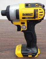 "DeWalt 20V 20 Volt Max Lithium Ion 1/4"" Impact Driver Model DCF885 Brand New"