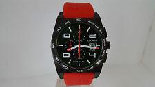 Orologio Locman Stealth 209 uomo acciaio pvd titanio chrono datario Watch