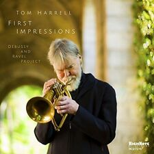 TOM HARRELL - FIRST IMPRESSIONS NEW CD