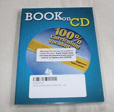 Super Duper / Pro Ed LSCD2003 - Book On CD - 100% Curriculum Vocabulary