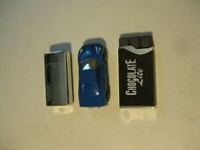 3 Collectible Butane Lighters - Car - BIC - Chocolate Bar
