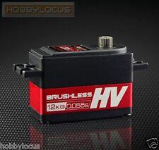 Power HD Servos BLS-1205HV High Voltage Digital Brushless Motor Titanium Steel