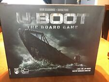 U-Boot the board game kickstarter.