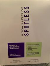 Rodan Fields Spotless Acne Regimen for Teens and Adults Exp 01-21