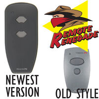 Merveilleux Marantec / Harrison / Martin Garage Door Opener Remote Control 315 MHz  M3 2312